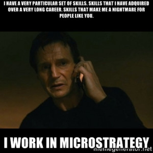 liam neeson taken - I HAVE A VERY PARTICULAR SET OF SKILLS. SKILLS ...
