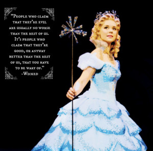Wicked The Musical Quotes Tumblr thewesternskies