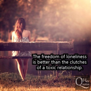 Relationship Quotes About Being Lonely