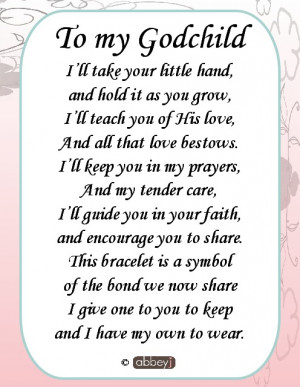 poem from godmother to godchild godmothers quotes about goddaughters ...