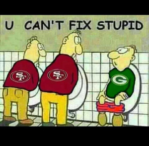 49ers rock pakers suck it is true I am gost telling the true becase of ...