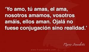 Frases De Amor Mario Benedetti picture