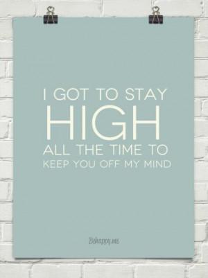 ... Tove Lo, Stay High Lyrics Tove Lo, Tove Lo Habits Quotes, Tove Lo High