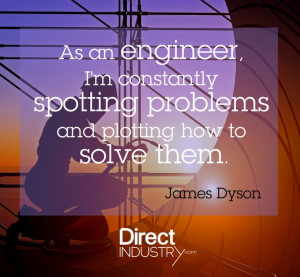 James #Dyson's #quote. #engineer