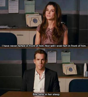 the proposal funny quotes