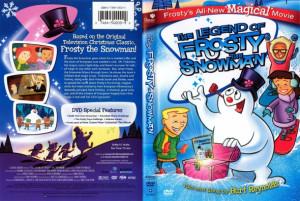 Legend Frosty The Snowman Type