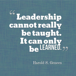 Great leaders are almost always great simplifiers, who can cut through ...
