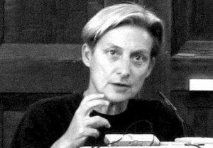 Judith Butler 390. (photo credit:Wikipedia)