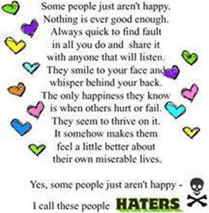 ... haters Only Hate Haters Lovers I Love My Haters I Love To My Haters