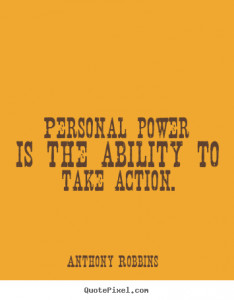 Personal Power Quotes