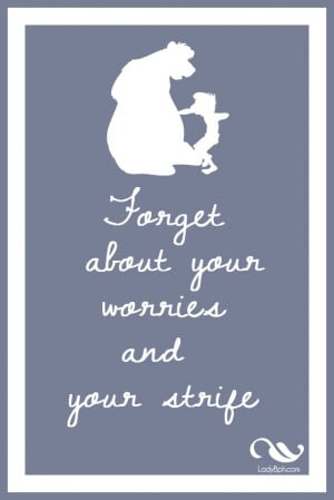 Quotes, Disney Jungles Book, Motivation Quotes, The Jungle Book Quotes ...