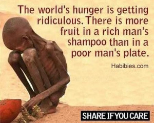 World hunger picture quotes image sayings