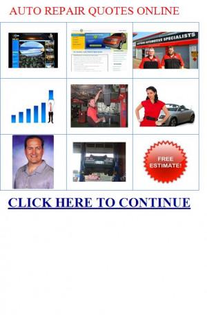 auto repair an auto mechanic or car mechanic in british