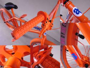 Funday Sunday Orange Theme...