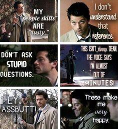 ... supernatural castiel quotes funny supernatural quotes cas quotes