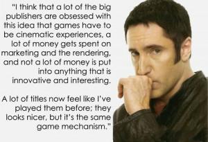Trent Reznor Quote