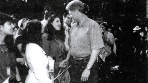 Lewinsky on Clinton affair: 'time to burn the beret and bury the blue ...