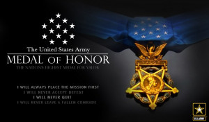 Here are eight surprising facts about the Medal of Honor .