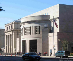 the bigot who killed the guard at the holocaust museum was from the ...