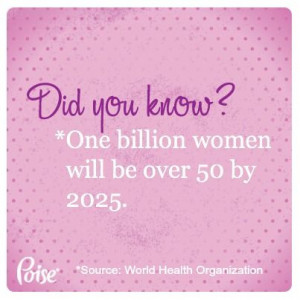 It's World Menopause Day, a day dedicated to conversation about a ...
