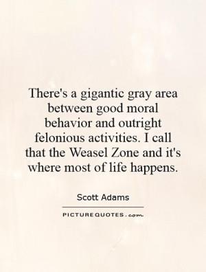 Moral Quotes Scott Adams Quotes