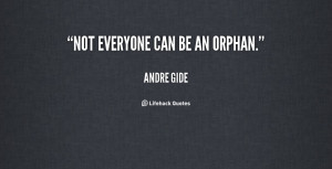 Quotes About Orphans