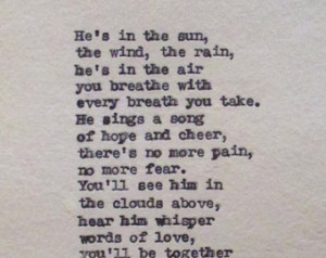 ... Comforting Grief Sayings ~ Loss of Child Boy ~ Comforting Death Quotes