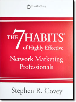 Habits for Network Marketing Professionals – audio