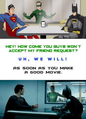 Funny Man of Steel Compilation (13 Pics)