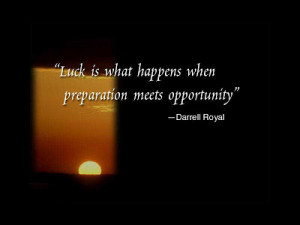Quotes-Luck - Famous Quotations, Daily Motivation, Inspiration