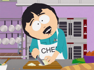 Randy tries his hand at his very own cooking show.