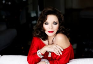 Joan Collins at Feinstein's at the Regency: November 16-27, 2010