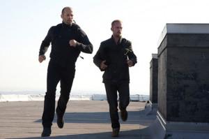 The Mechanic' Photo: Jason Statham and Ben Foster