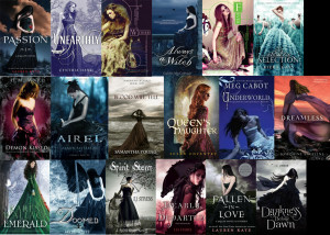 Trends in Young Adult Book Covers