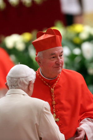 Vincent Nichols New Cardinal Archbishop of Westmonster Vincent