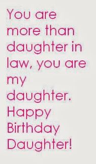 daughter in law birthday quotes more birthday a h happy birthday ...