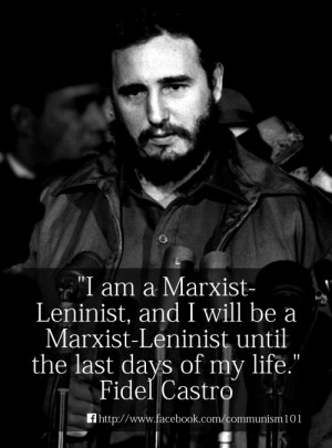 August 13, 1926: Birthday of Comrade Fidel Castro Ruz, leader of the ...