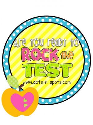 tCAP–Rock the Test Ideas for Test Prep & motivation