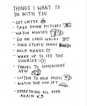 Things I Want To Do With You: Quote About Things I Want To Do With You ...