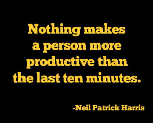 funny-quote-procrastination-last-moment-minutes