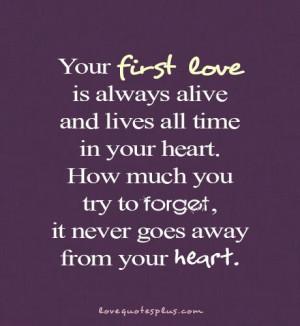 ... love quotes first love quotes first love quotes first love quotes