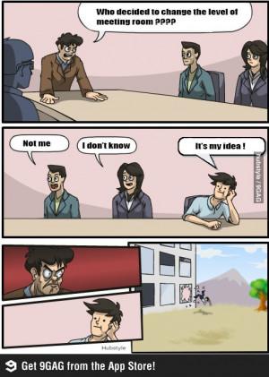 Boardroom Suggestion Meme