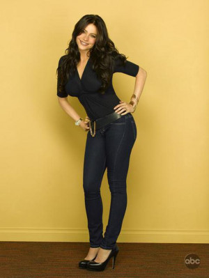 Sofia Vergara as Gloria Pritchett From the ABC Comedy 'Modern Family'