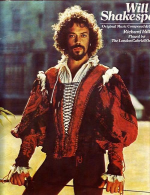 Tim Curry as Shakespeare ;) Two of my favorite people ever...combined ...