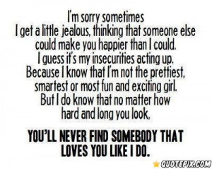 Im sorry quotes for boyfriends