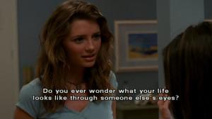 life, marissa, quote, the oc
