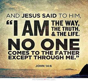 Famous Bible Quotes About Jesus Quotesgram