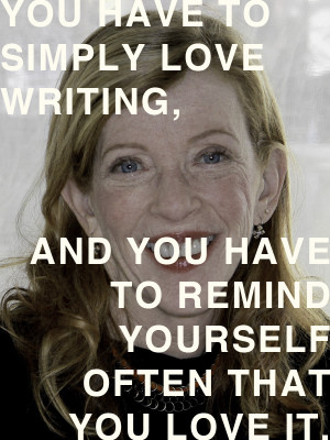 Pic Post - Susan Orlean on writing | Brain Pickings