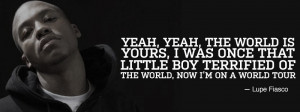 Lupe Fiasco Quote HipHop
