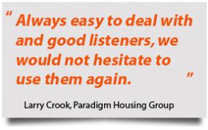 Paradigm Housing Group)
